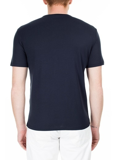Armani Exchange  Regular Fit T Shirt Erkek T Shırt 3Hztbl Zja5Z 1510 Lacivert